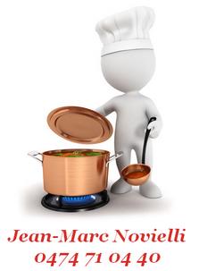 Jean marc novielli formation atelier for Cuisine pour collectivite